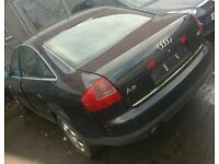 2002 Audi A6 2.0 petrol parts breaking
