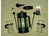 Bodum French press coffee filter cafetiere