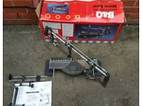 B&q precision deep cut miter saw in good condition working fine!can deliver or post!