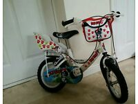 Kids lulu 12inch bike