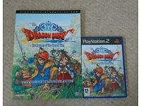 Dragon Quest (VIII) The Journey of the Cursed King PS2 and Piggyback Guide