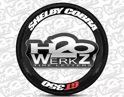 """Tire Letters 1.25""""  SH.CB.35 - [ HIGH QUALITY • PERMANENT ] !BUY IT NOW! !SALE!"""