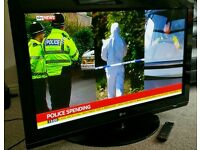 """LG 50"""" TV FULL HD BUILT IN FREEVIEW EXCELLENT CONDITION WITH REMOTE CONTROL HDMI FULLY WORKING"""