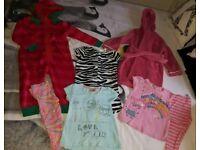 Girls 2-3 years pyjamas bundle onesie Rocha next