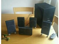 5.1 Creative Labs PC Speakers