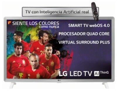 Lg televisor 32lk6200 smart fullhd blanco a+