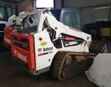 Used Bobcat T590 Track Loader (SN R1078) Dubbo Dubbo Area Preview