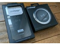 Aircharge Executive Wireless Phone Charger and Charging Case