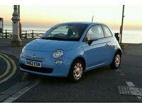 FIAT 500 POP 1.2L BLUE