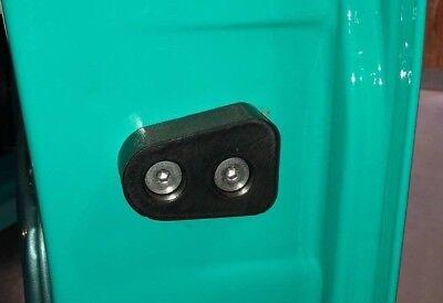 1960 1961 1962 1963 C-10 Door Wedges, Delrin Update GM GMC Chevy Chevrolet