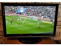 """Panasonic Viera Plasma TV 46"""" 1080p"""