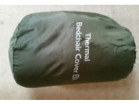TRACKER Thermal Bedchair Cover (carp,pike,barbel)