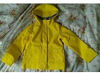 New GAP Medium kids rain jacket