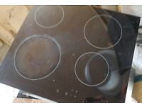 Ikea Electric Hob (only 2 rings working)