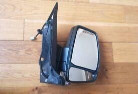 Genuine Ford Transit Custom (13 on) RH Drivers Side Wing Door Mirror Unit