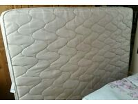 Double mattress by silentnight excellent condition