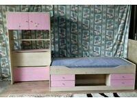toddler bedroom set bed