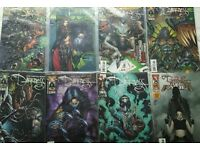 8 Darkness Comics