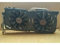 Asus Strix GTX 970 Mint Condition *REDUCED*