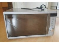 Cookworks electic oven & microwave duo