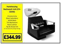 Hairdressing Backwash Unit CH-C03W £344.99
