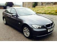 2007 BMW 3 Series 2.0 320d SE AUTOMATIC Full Service History 4dr Swap P.x Welcome