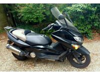 Yamaha Tmax 2002 500cc supermax scooter