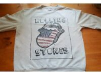 ROLLING STONES GRAPHIC JUMPER
