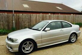 BMW 318CI SPORT,FULL SERVICE HISTORY VERY LOW MILEAGE.