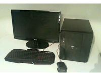 AvP Hyperion Gaming Pc- Intel i5 -2400 (3.1ghz),16gb Ram,120gb SSD,2TB HDD,GTX 760-4GB,Wifi