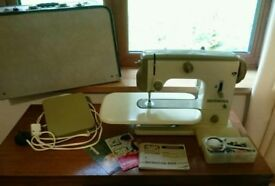 Bernina vintage 600 sewing machine in full working order