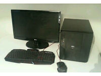 AvP Hyperion Gaming Pc- Intel i5 -2400 (3.1ghz),16gb Ram,120gb SSD,2TB HDD,GTX 760-4GB,Wifi