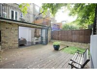 3 BEDROOM - PRIVATE GARDEN - MODERN - REIGHTON ROAD - UNFURNISHED