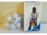 NEW Dunlop DP1 V3 Golf Field 7 & 1 Power Band