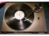 Technics SL-D210 Turntable. New cartridge and Stylus