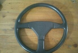 Rare Momo MX5 steering Wheel