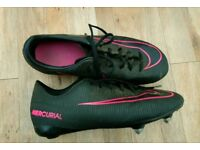 Nike Mecurial football boot