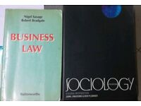 Free books sociology and business law