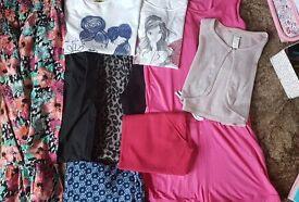 Girls Summer Clothes fit between 9 - 14