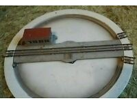 MARKLIN VINTAGE MODEL TRAIN TURNTABLE