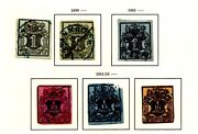 Old German Stamps