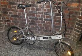 Bickerton bicycle