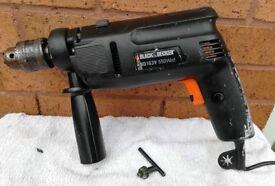 Black and Decker VD163V Hammer Drill