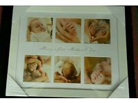 Mummys First Mothers Day Picture Frame (NEW)