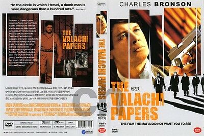 The Valachi Papers (1972) - Charles Bronsonl  DVD NEW