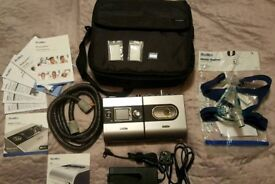 Resmed S9 autoset Cpap BRAND NEW with mask sleep therapy FREE UK DELIVERY apnea RRP: $1700