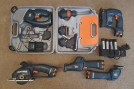 Black and Decker versapak tools