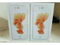 IPHONE 6S 16GB LIKE NEW FACTORY UNLOCKED