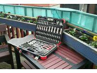 Carolus socket set (BRAND NEW) RRP £129