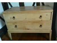 Chest of drawers (reserved)